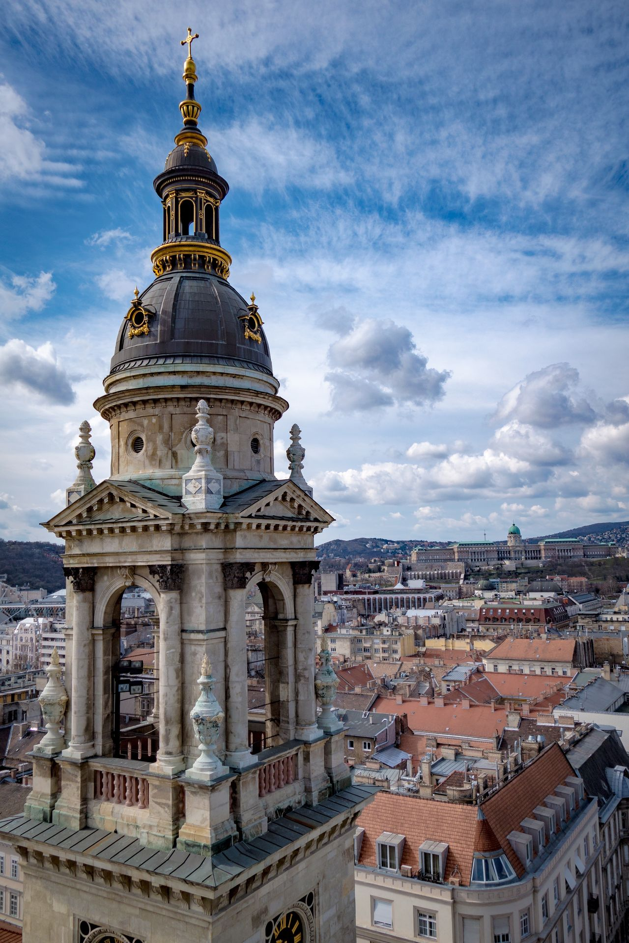 Architecture Building Exterior Built Structure City Cityscape Cloud - Sky Day Dome Gold Gold Colored No People Outdoors Religion Sky Travel Destinations