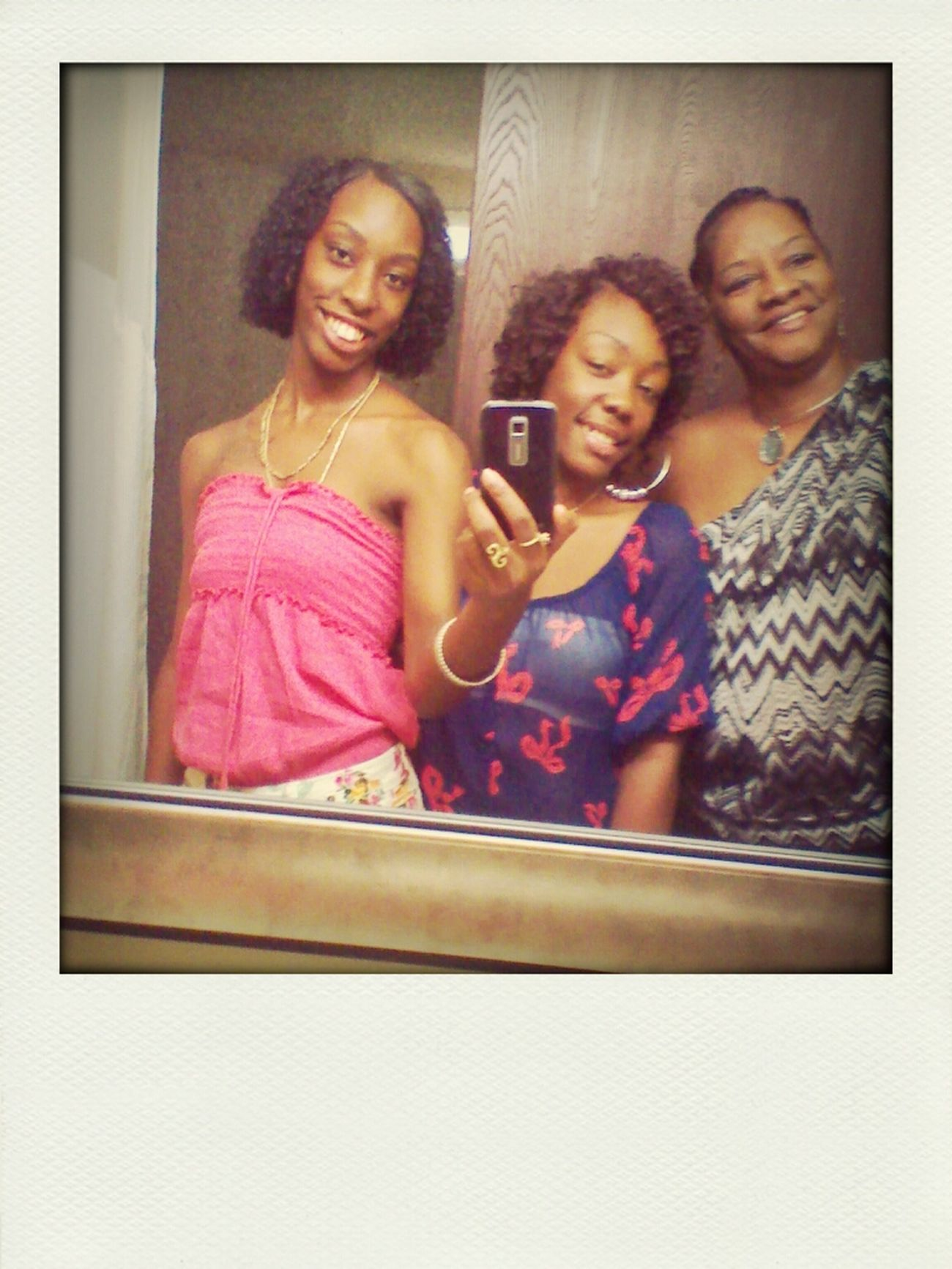 Me,My Sis,And Mommy