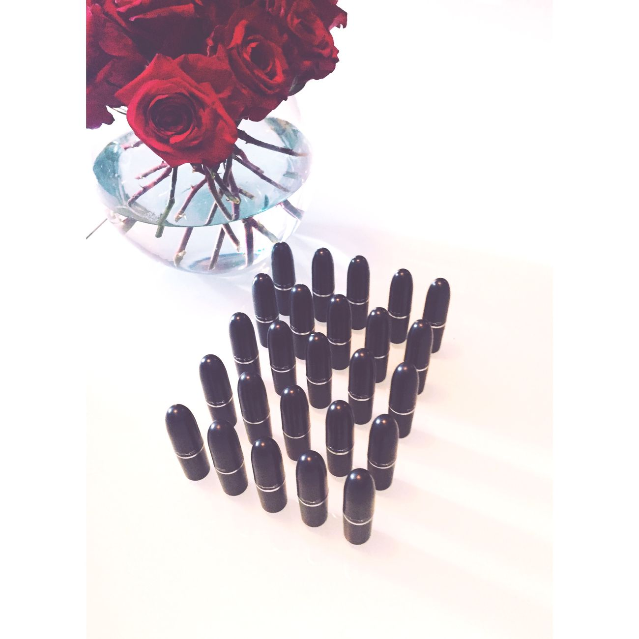 lipstick. Home Style Lipstick Lips Roses Red Rose Macmakeup Makeup Interior Design Fashion Flowers