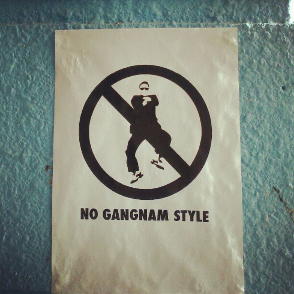 At the poolside Nogangamstyle Pool Sign