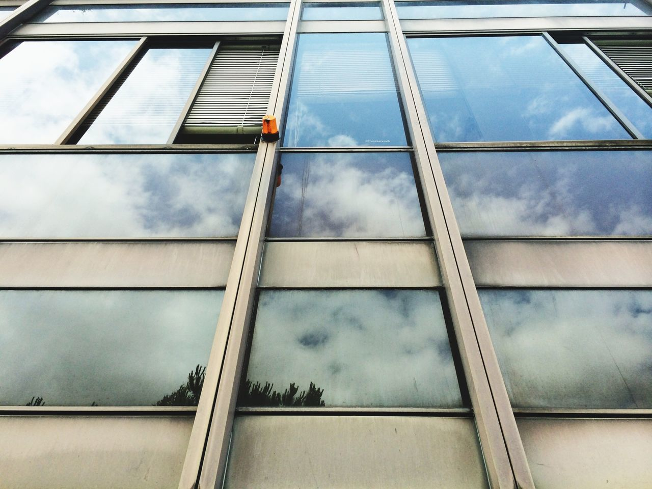 Windows with alarm Windows Alarm Italy Reflection