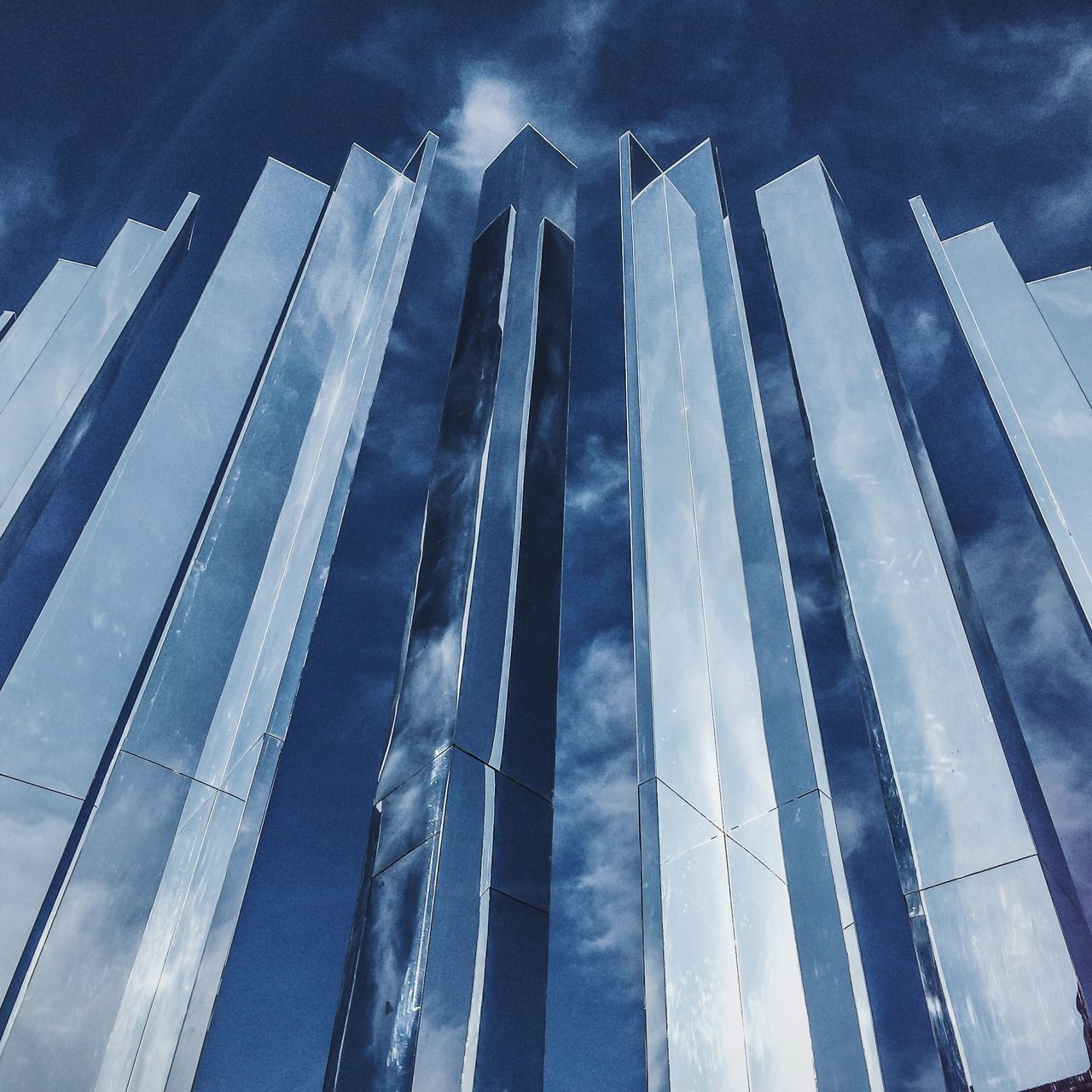 Beautiful stock photos of milan, Architecture, Blue, Built Structure, Cloud - Sky