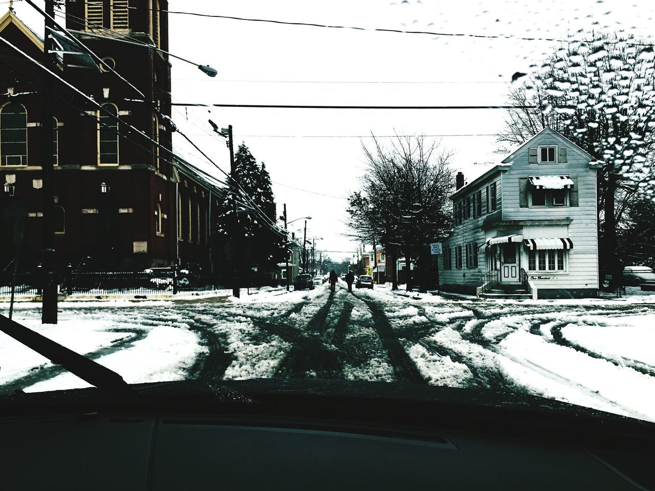Open Edit Juno Snow How's The Weather Today? Urban Landscape