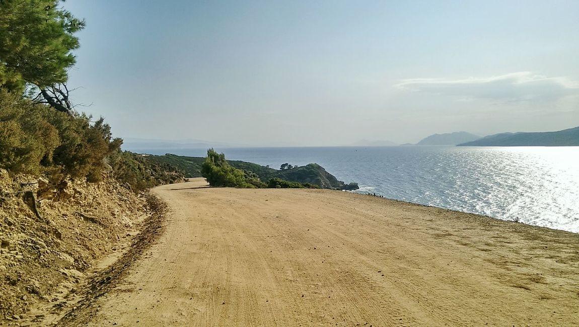 Seaside Seascape Island