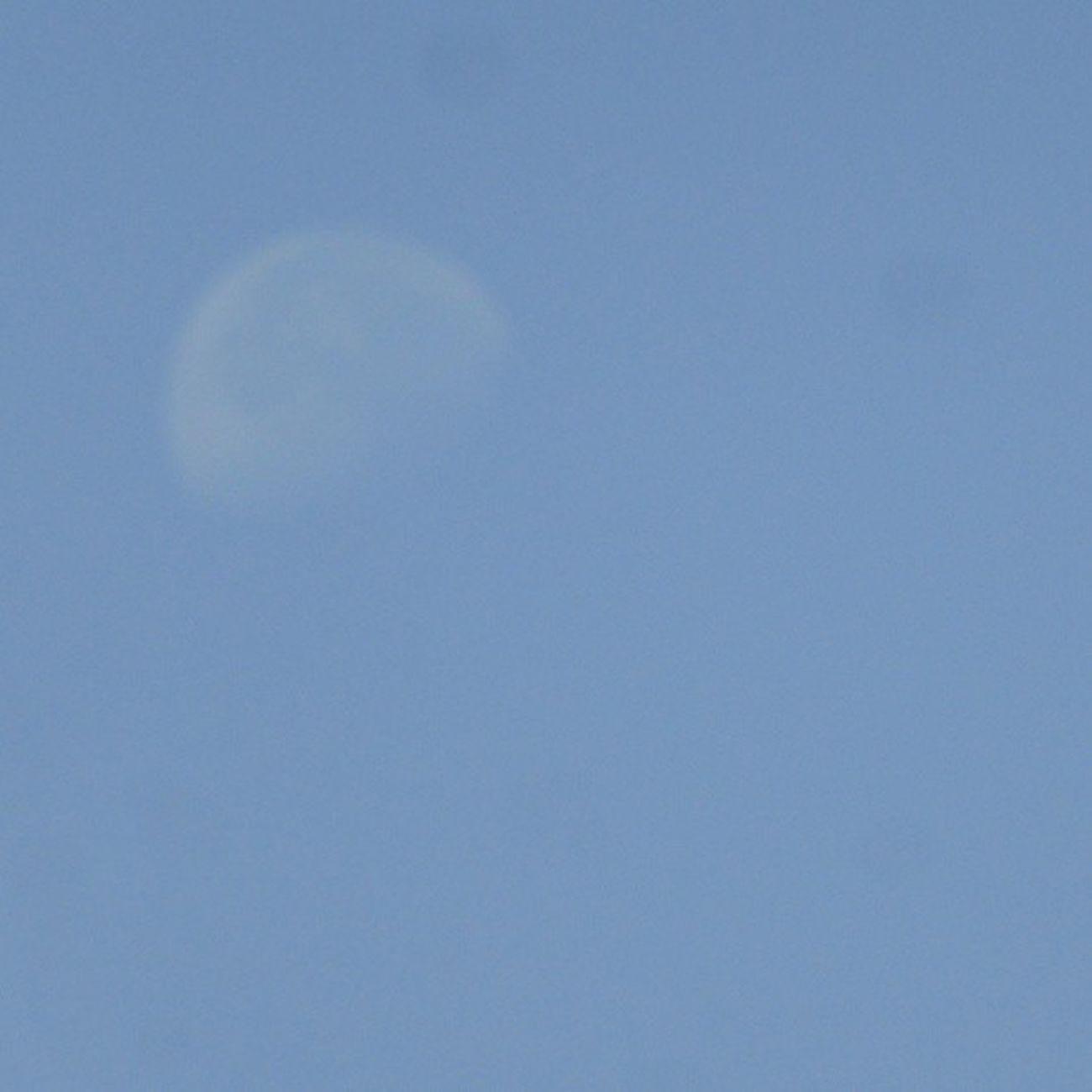 Un poco de Luna hoy. Skylovers Lunalunera Moon Zaragoza