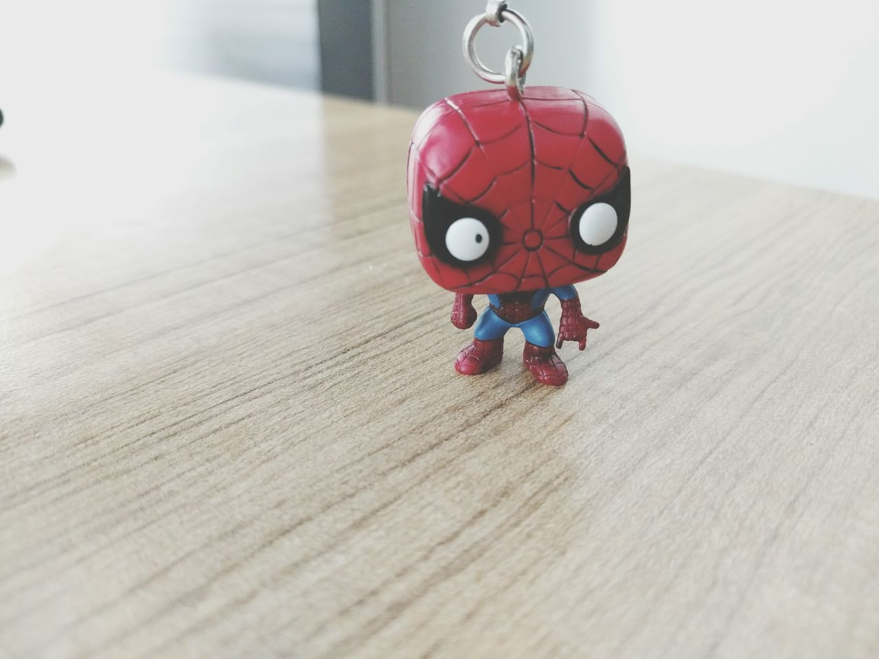Director Spidey fury! Nexus6pphotography Spiderman Spider Webs Keychains  Wood Table Marvellegends Bobblehead Funny Pics Amazing Day