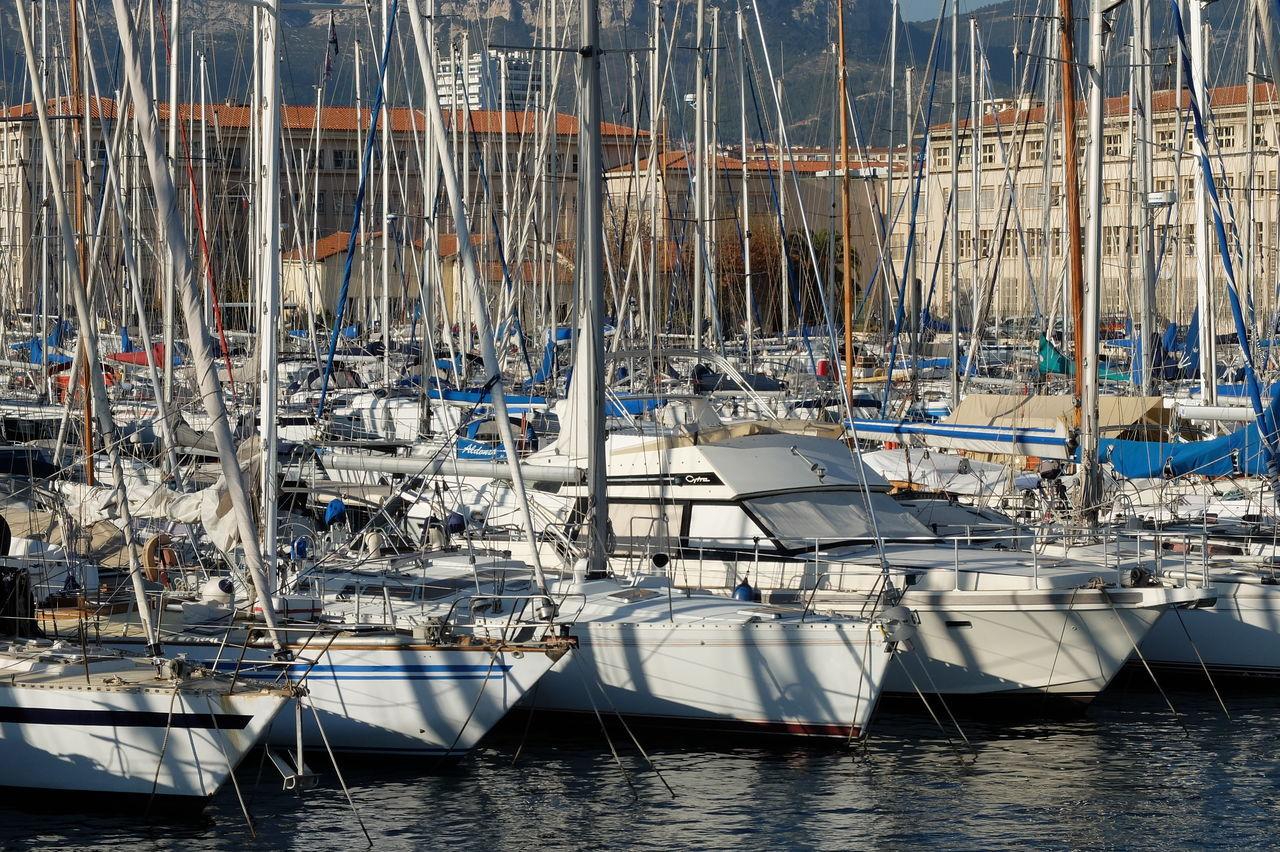 Marina Day Harbor Marina Mast Moored Nautical Vessel No People Outdoors Packed Harbo Regatta Sailboat Sailboats Sailing Ship Sea Transportation Water