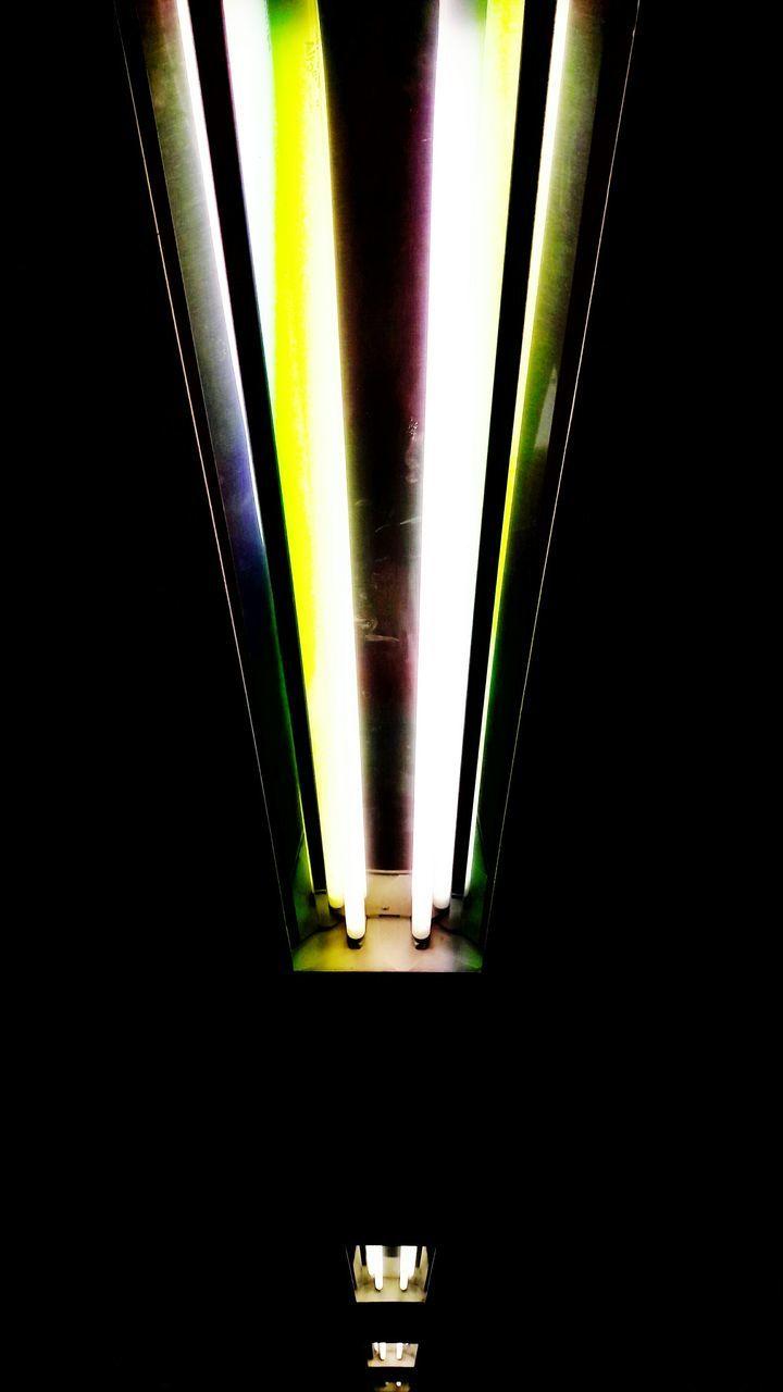 illuminated, lighting equipment, electricity, technology, night, no people, close-up, black background, studio shot, indoors, light bulb, futuristic