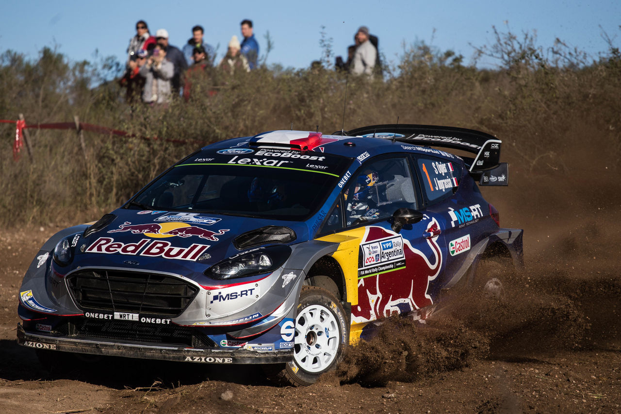 Adventure Car Day Ford Ford Fiesta Francia Land Vehicle Mode Of Transport Nature Ogier Outdoors People Rally Rally Car Real People RedBull Sky Sports Race Transportation Wrc Wrc 2017