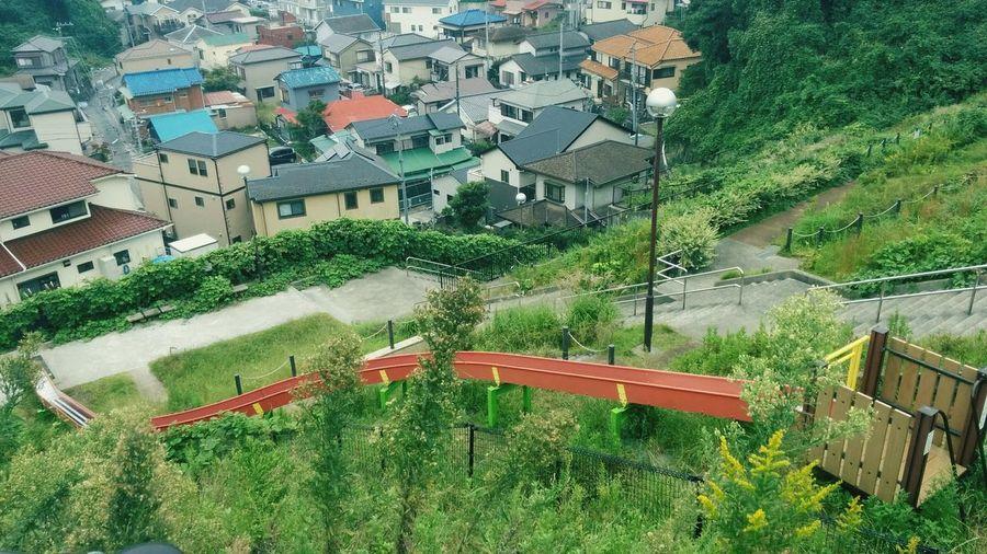 Slide at a park. Yokosuka, Japan. Japan First Eyeem Photo