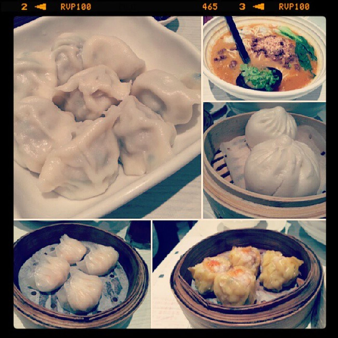 Chinese cuisine for lunch with @jyangsaw Crystaljade YumYum Lamian Dimsum