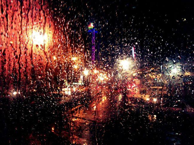 Water Droplets Rain Drops Rainy Evening Eyeem Philippines