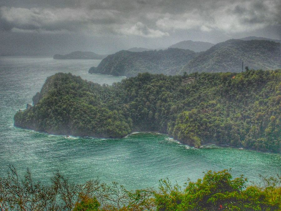 Maracaslookout Trinidad And Tobago High Dynamic Range Clouds And Sky Sea And Sky Hdrphotography Hdroftheday