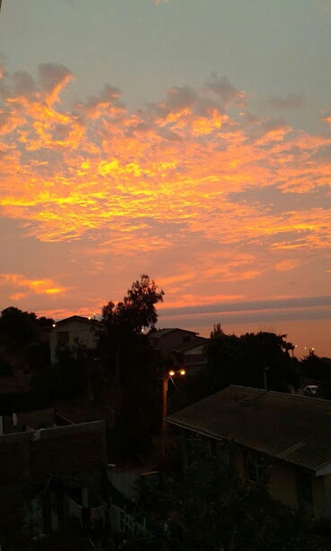 Atardecer SunSunset Valparaiso View Sunnydown