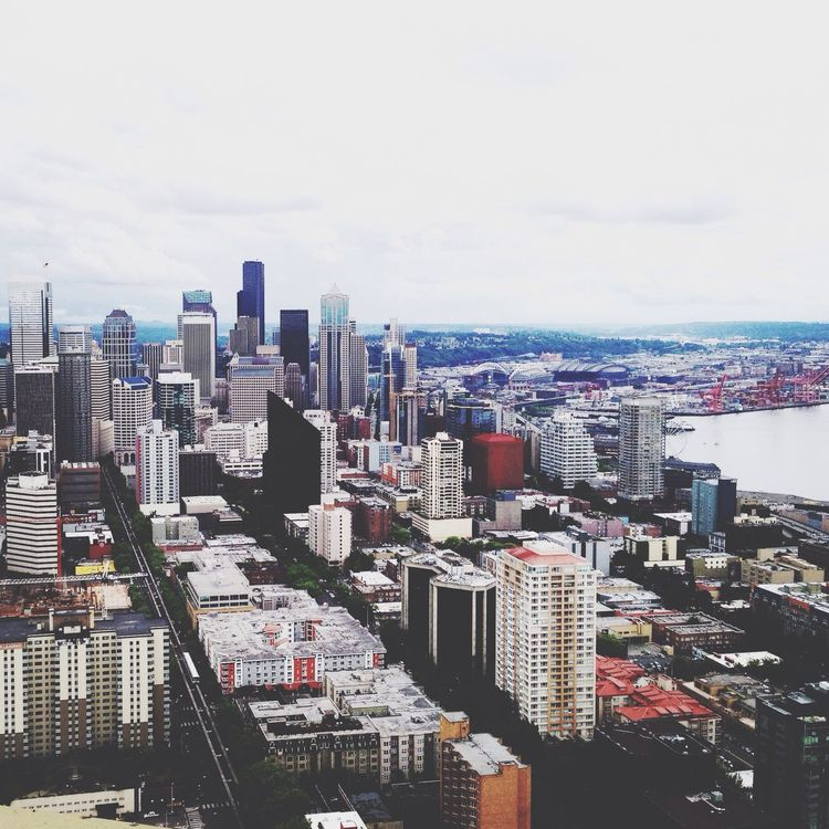 I'm in love with Seattle. Wanna come back so bad ? Eye4photography  Exchange Student Seattle Bigcitylife