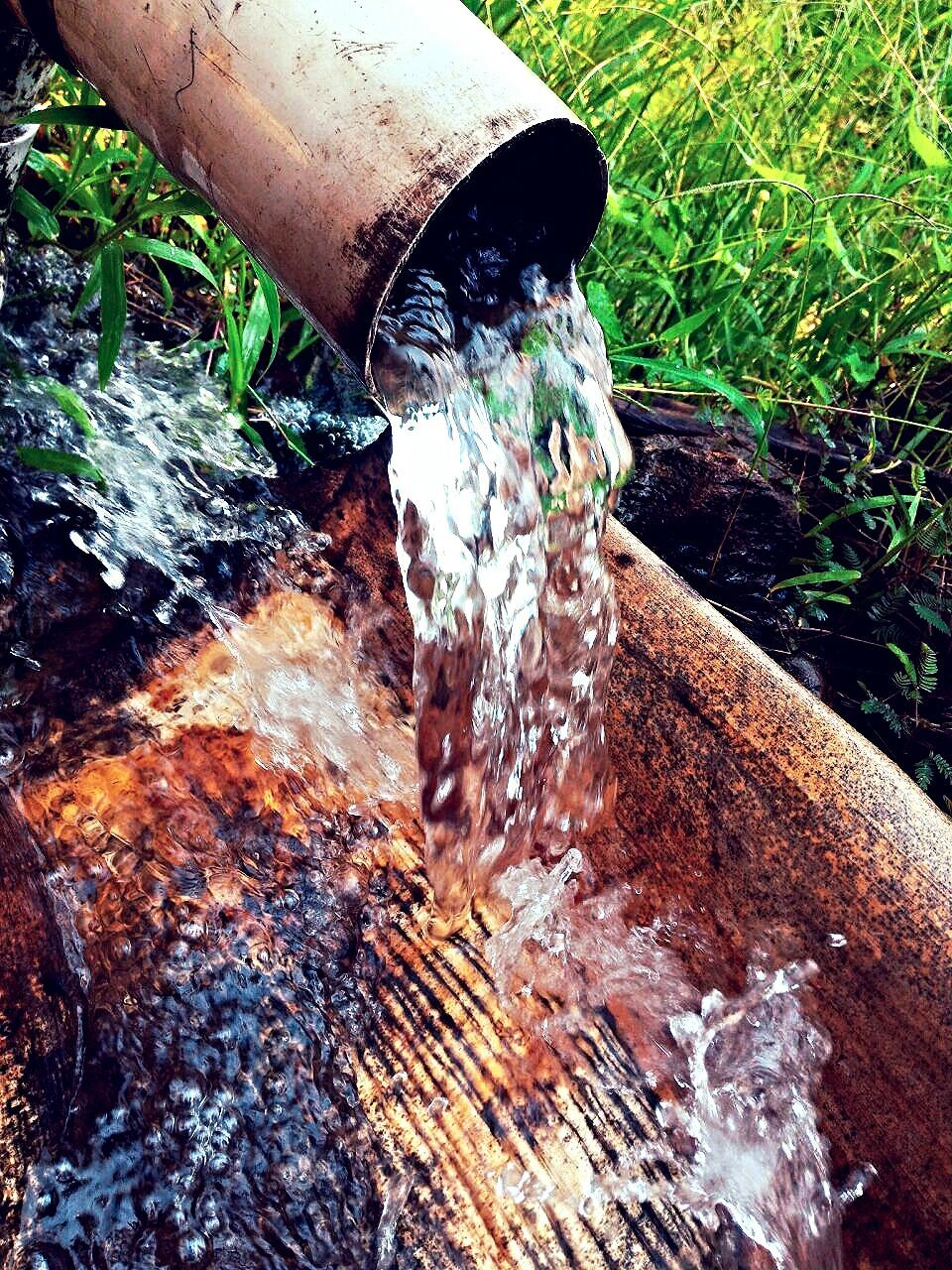 water, motion, flowing water, flowing, running water, splashing, drinking fountain, water pollution, fountain, sewage, drinking water, pipe - tube, long exposure, spraying, sewer, wet, dripping, water conservation, waterfront, rippled, waterfall, day, blurred motion, faucet, outdoors, water pipe, washing, tap, no people, oil spill, nature, splashing droplet, close-up