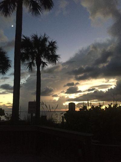 Florida Sunset, Bonita Springs, Gulf of Mexico Sunset Cloud - Sky Nature Gulf Of Mexico Nature Photography Bonita Beach Florida Life
