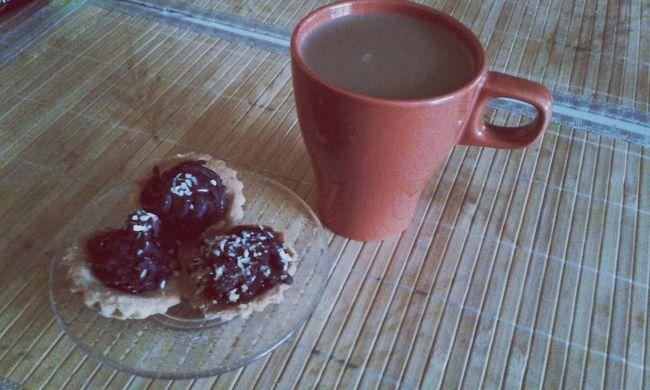 """Coffe&cake """" Mniami :)"""""""