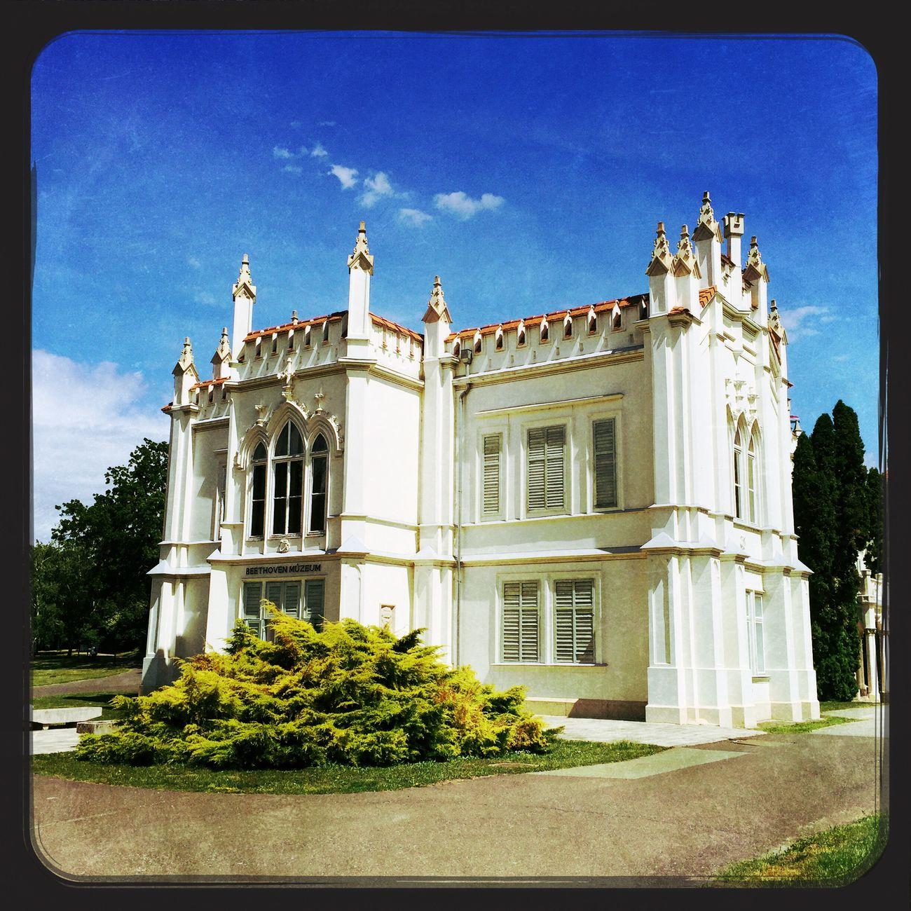 Brunswick Brunszvik Castle Blue Sky Heritage