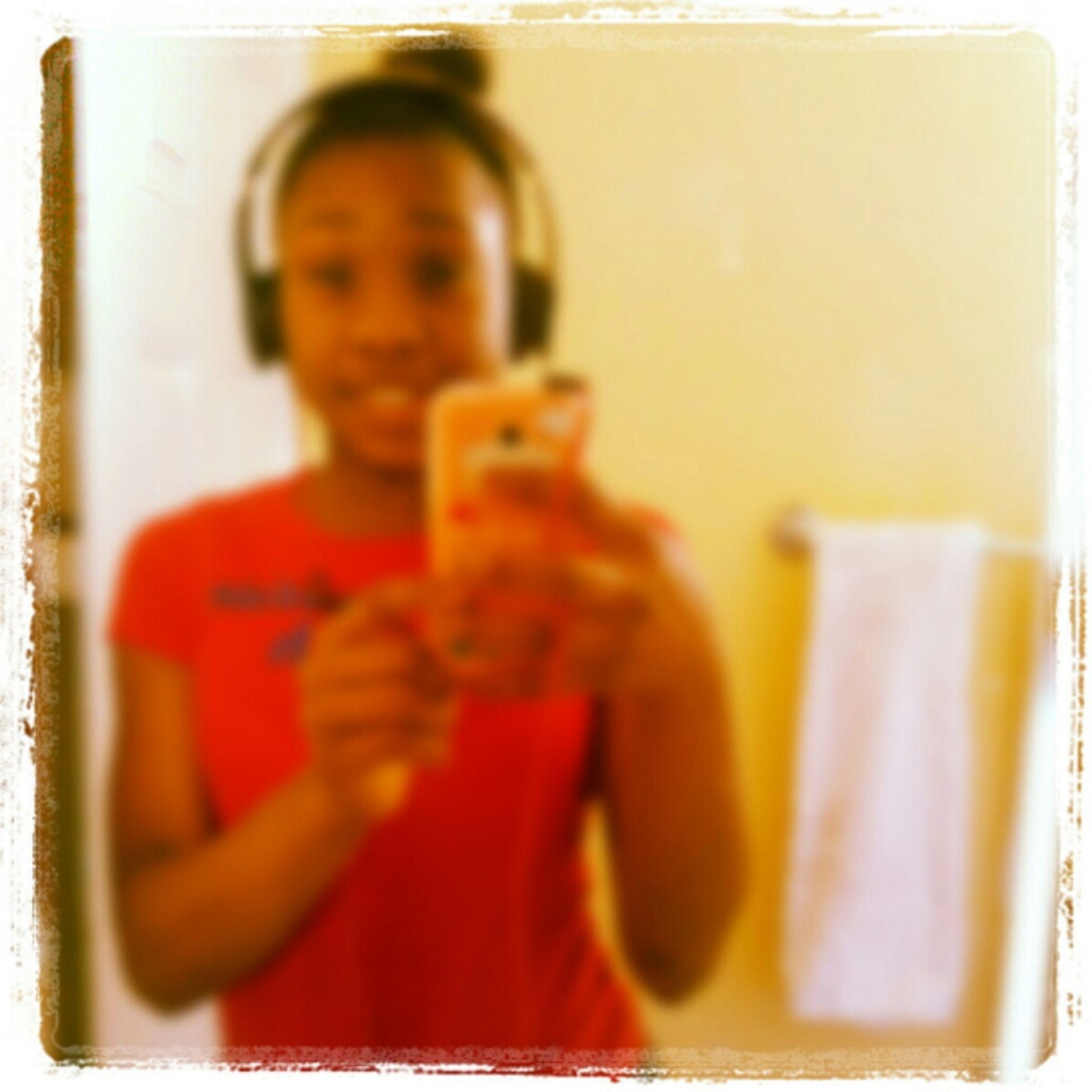 #enjoying Myself