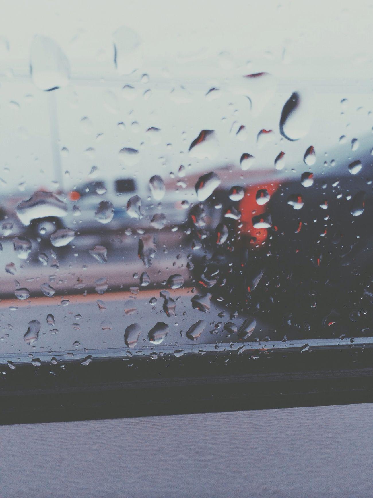 Rainy Days and Mondays Rain Raindrops