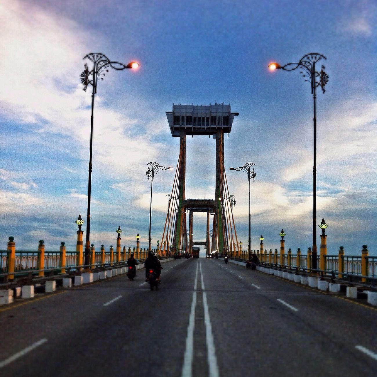 Arsitektur My City Siak City Bridge