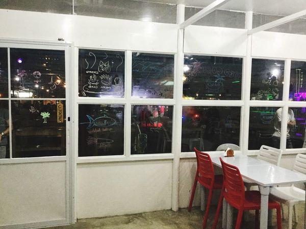 The BANCA restaurant in red coco town Baranggay Agus lapu lapu city