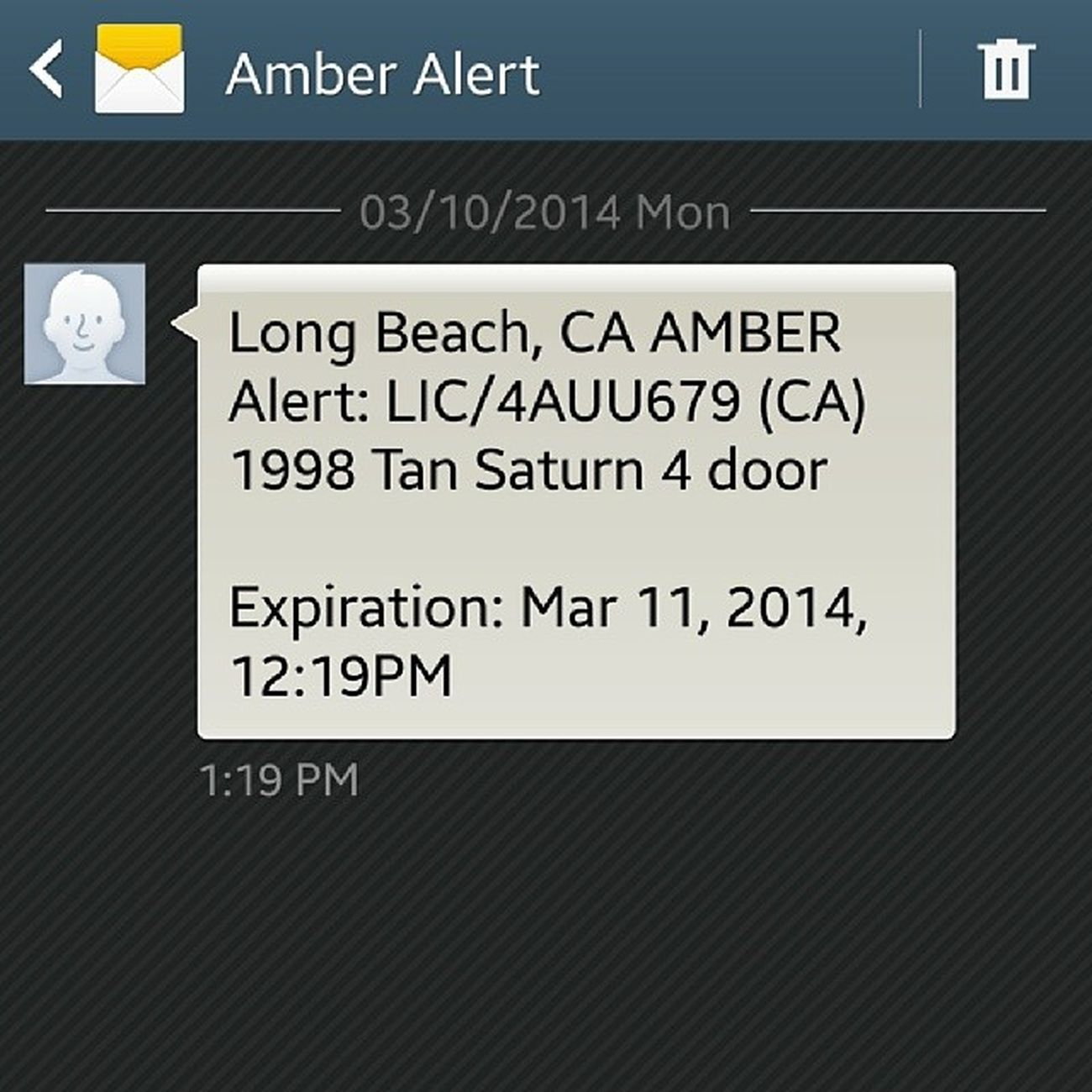 What in the world?!? ThisWorldCruel AmberAlert