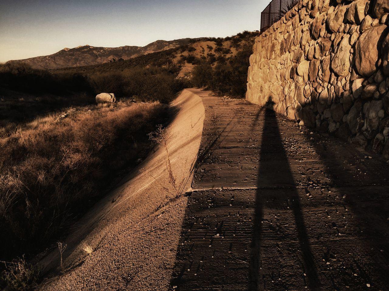 Sonora Desert Nature Landscape Mountain