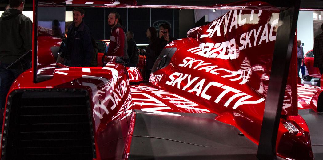 Car Close Up Detroit Auto Show 2014 Land Vehicle Racecar Vehicle