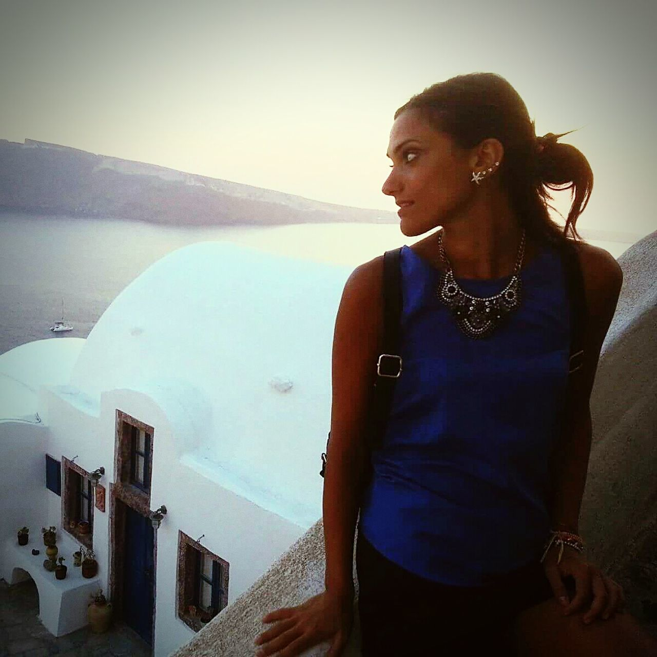 Santorini, Greece Memories ❤ holiday That's Me Relaxing Enjoying Life Hello World