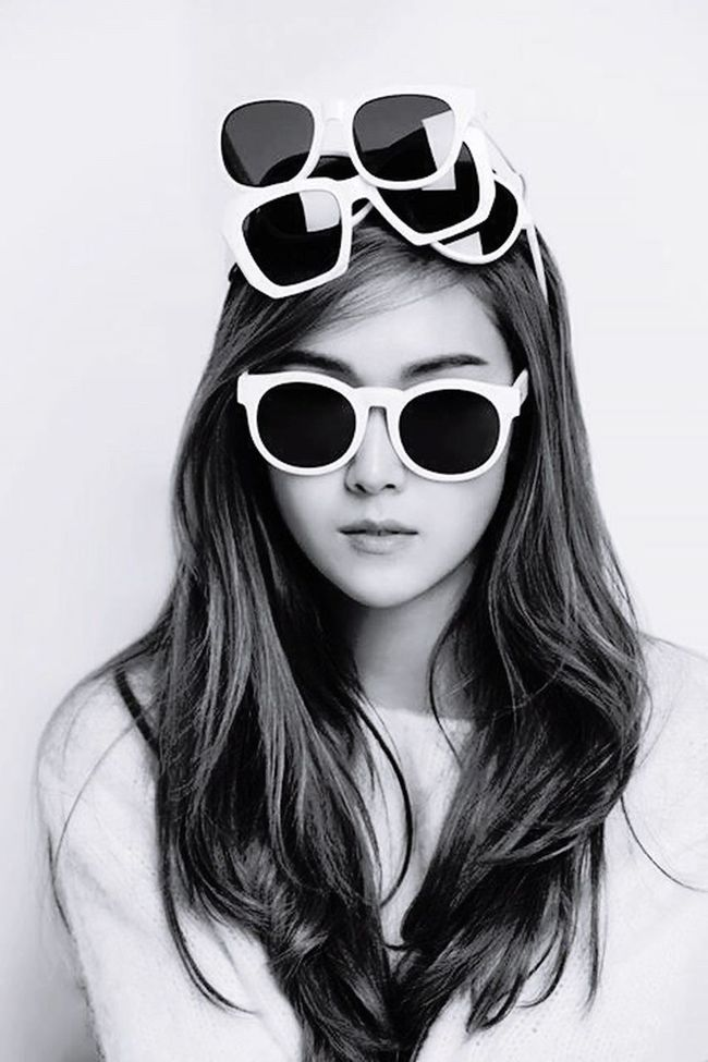 Jessica Jung's Blanc & Eclare eyewear Eyewear Jessica Jung Blanc&eclare