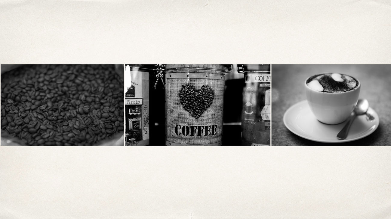 Triptik/Triptico. Blackandwhite Coffee Coffee Beans Coffee Time Coffee ☕ Feeling Good Love Moment Triptik Warm