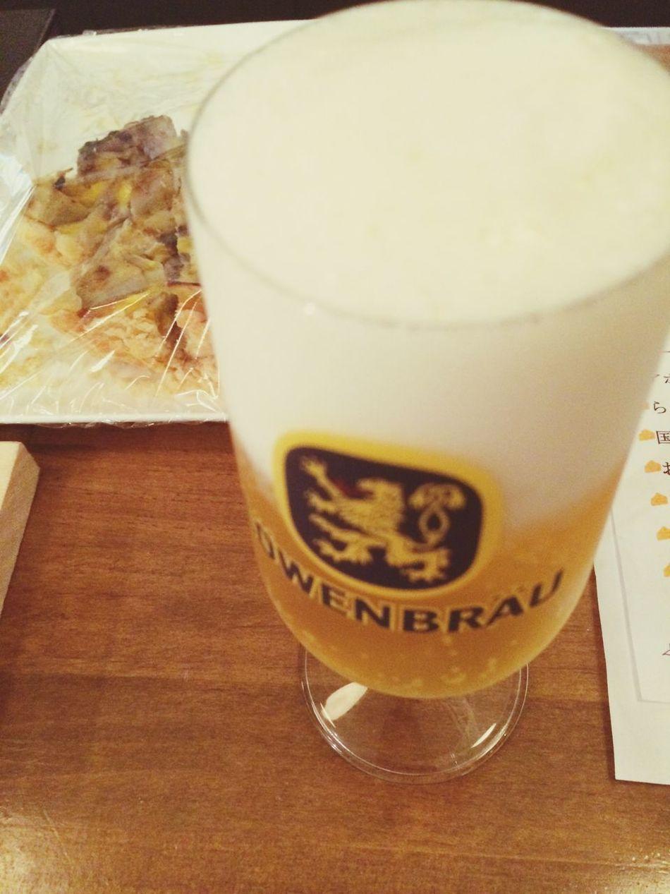 I ❤ Beer ぷはーっ