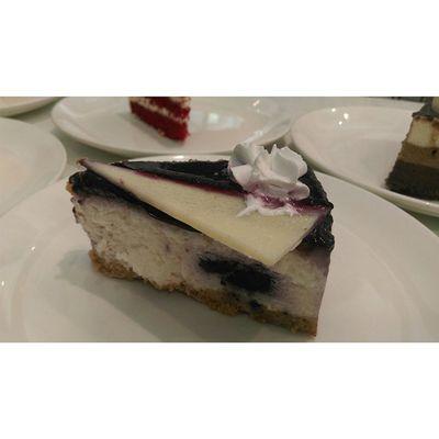 Blueberry Cheesecake Theobroma