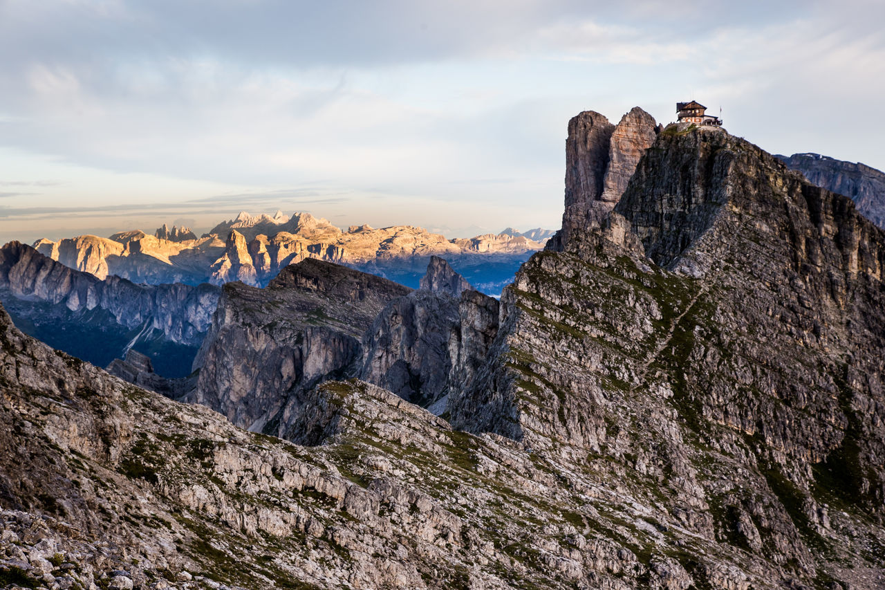 Beautiful stock photos of berge, Beauty In Nature, Cloud - Sky, Day, Dolomites