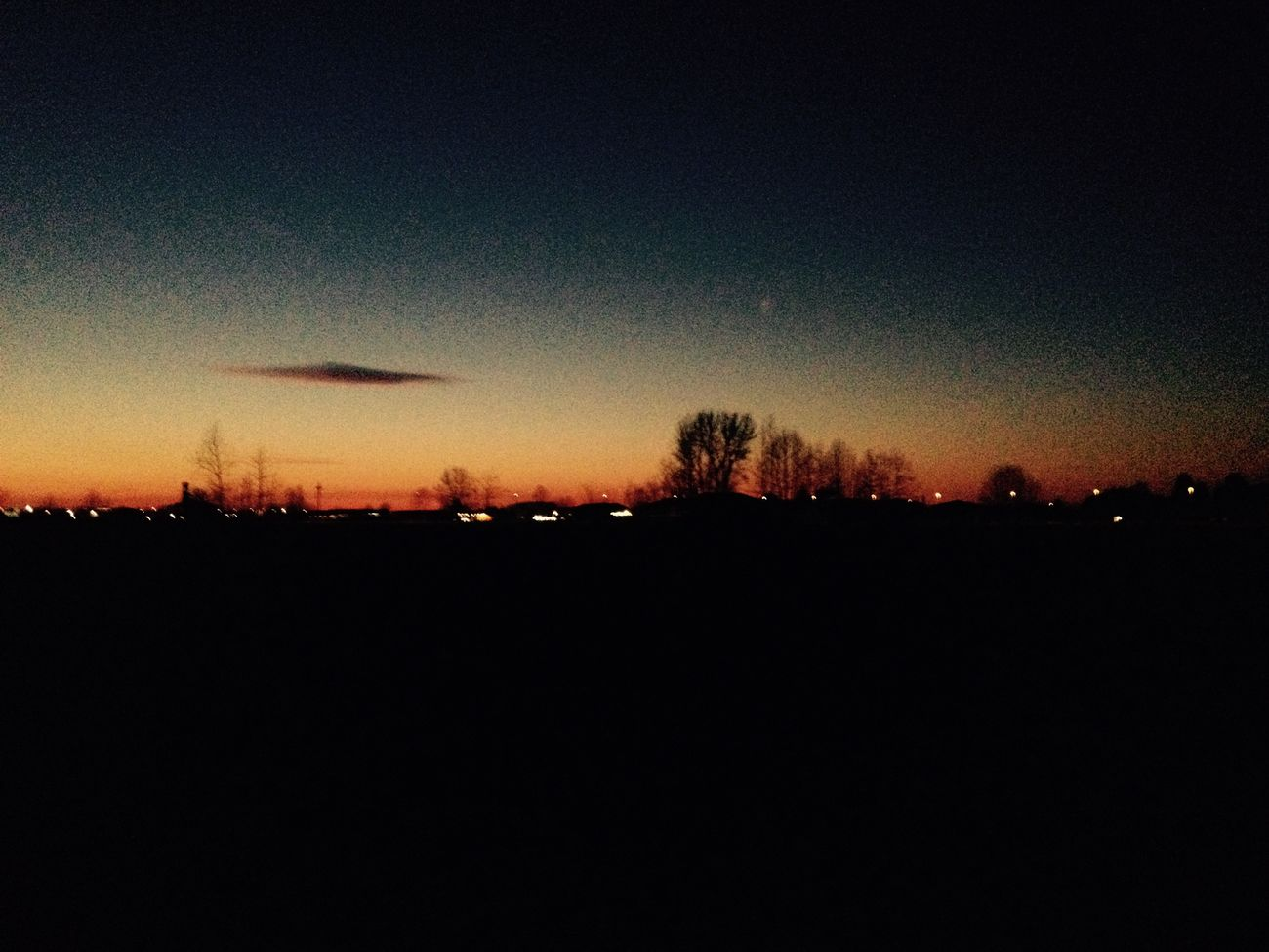Paesaggi tramonto mozzafiato 🌇