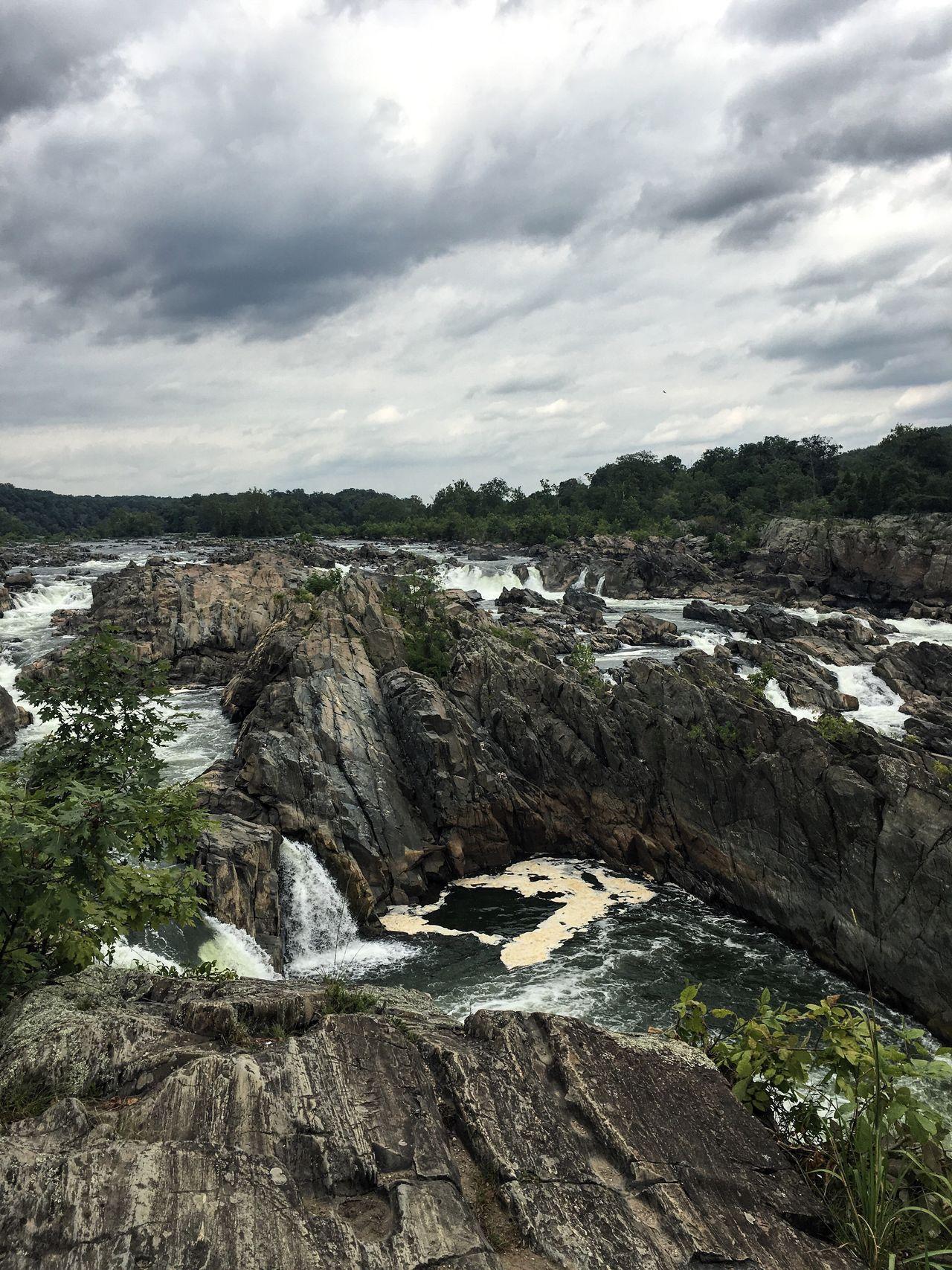 Great Falls Virginia Great Falls Nature Waterfalls