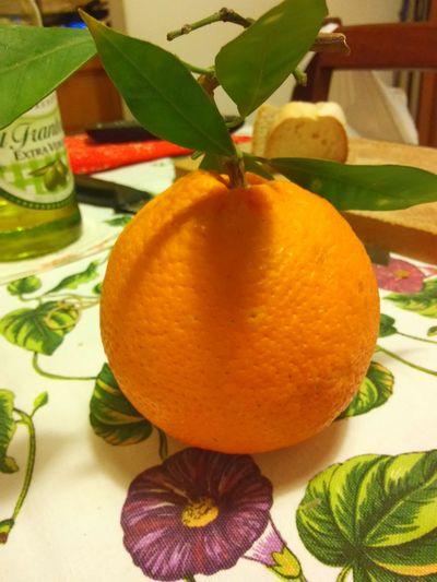 Arancia Arancione Frutta Fruits Orange