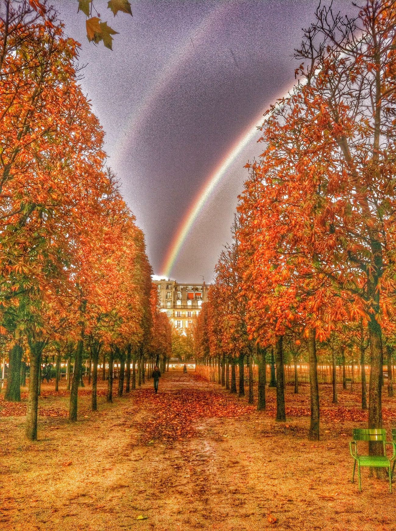 A rainbow in your Life Enjoying Life Great Views Parisjetaime