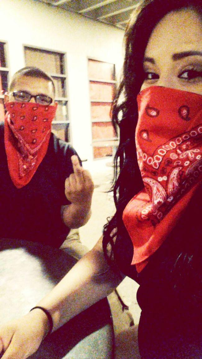 sadies with my bandit ?? Sadies  TheBabe Twins Bandits