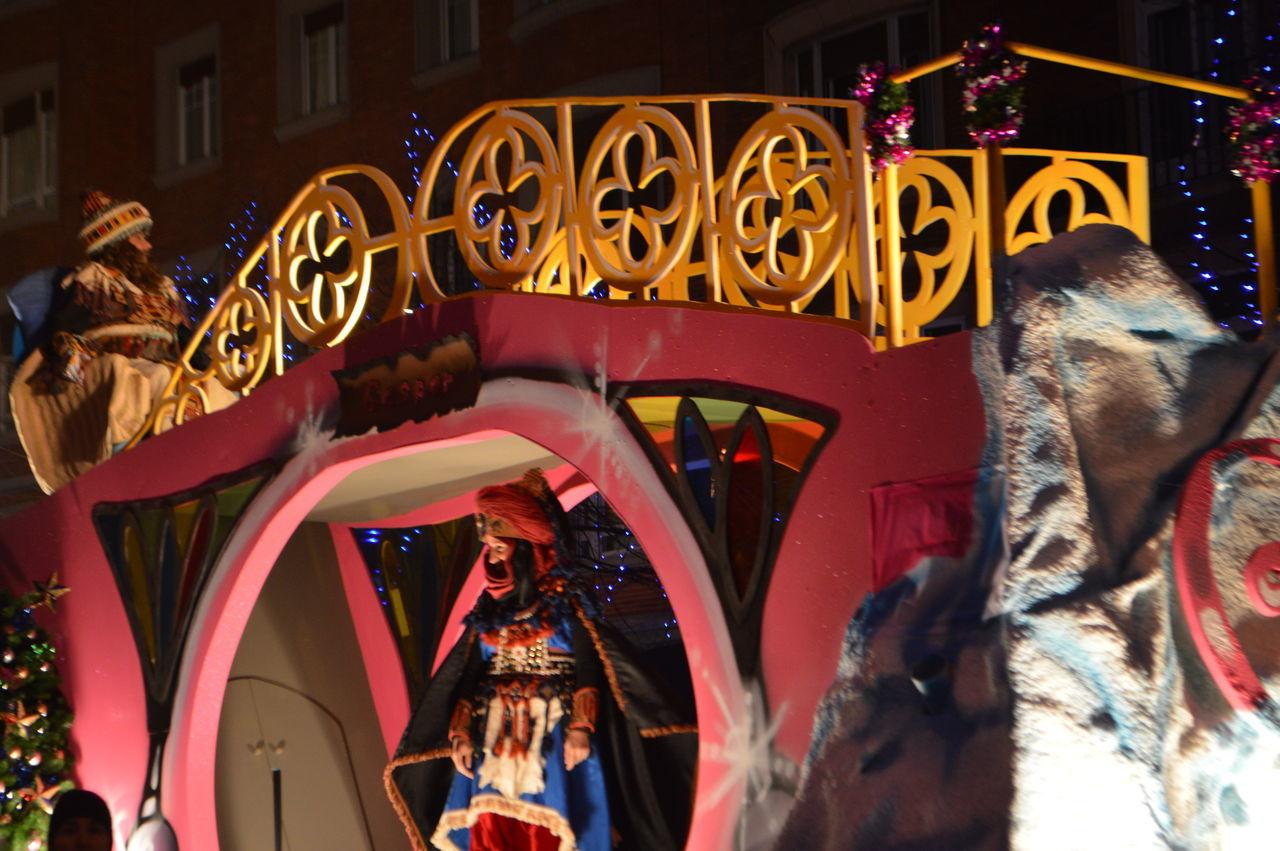 Bilbao Celebration Christmas Colors Multicolor Navidad New Year Reyes Magos SPAIN