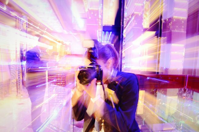 Playing with long exposure after work... Taking Photos Long Exposure Open Edit Eye4photography  Creative Light And Shadow The Moment - 2015 EyeEm Awards Taking Photos Of People Taking Photos