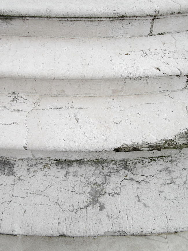 Full frame shot of ancient white marble stone steps Ancient Architecture Backgrounds Close-up Cracked Day Full Frame Historical Building Horizontal Italian Marble Nature No People Old Outdoors Stairs Steps White