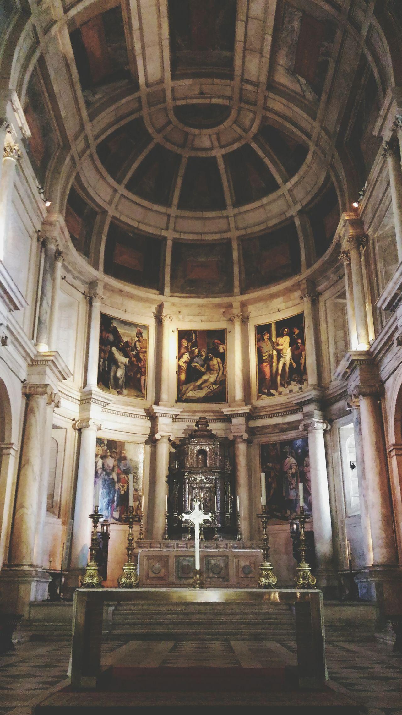 Religion Indoors  Place Of Worship Architecture Fresco Day Architecture Old Monastery Mosteiro Dos Jerónimos Lisbon Lisboa Portugal The Architect - 2017 EyeEm Awards