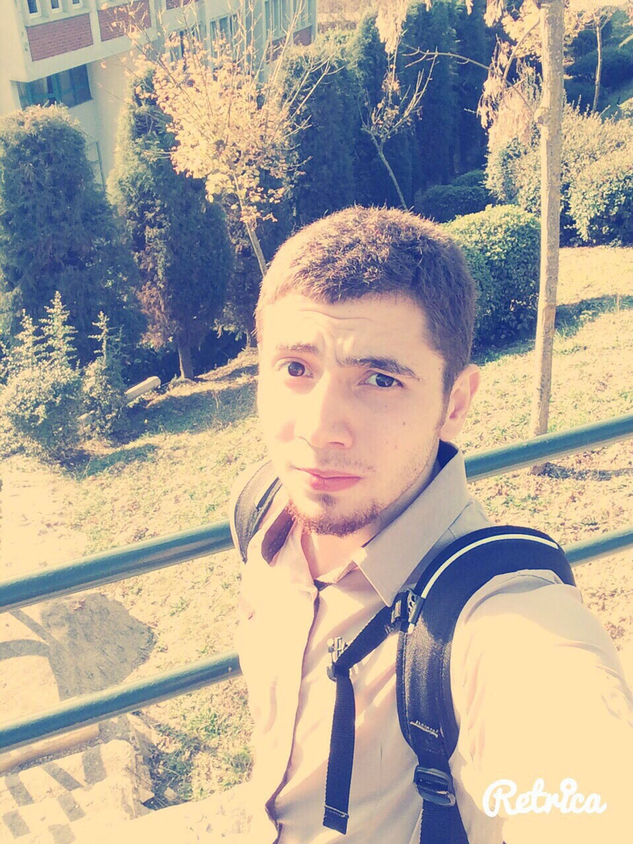 Fatihüniversitesi Handsome Goodmorning Selife ?