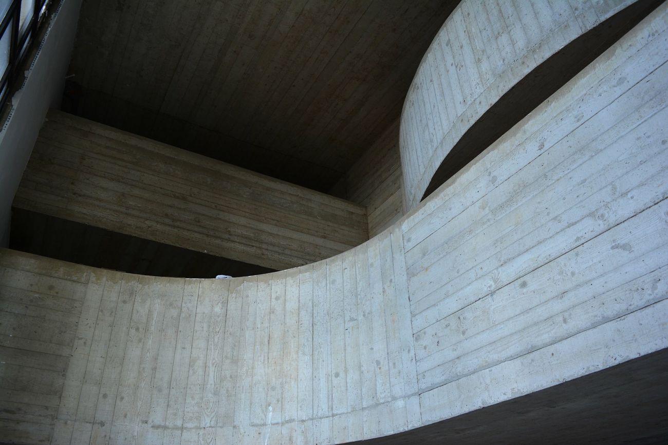Architecture Architecture_collection Concrete Beton Structure Louvainlaneuve Museum Beton_brut The Architect - 2016 EyeEm Awards