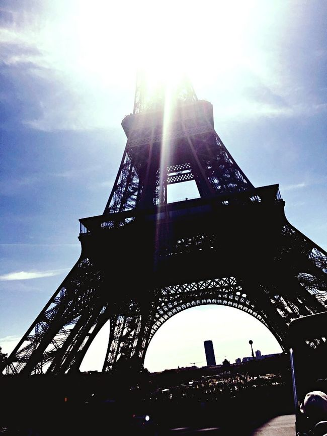 Eiffel Tower Eye4photography  Check This Out Hello World