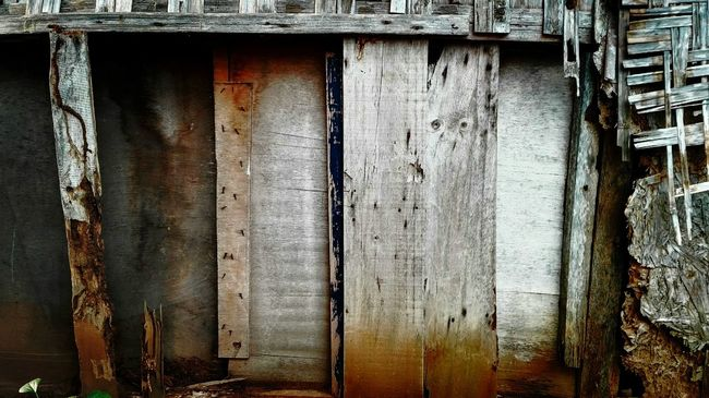 Old Weathered Wood Beauty Of Decay Smartphone Photography