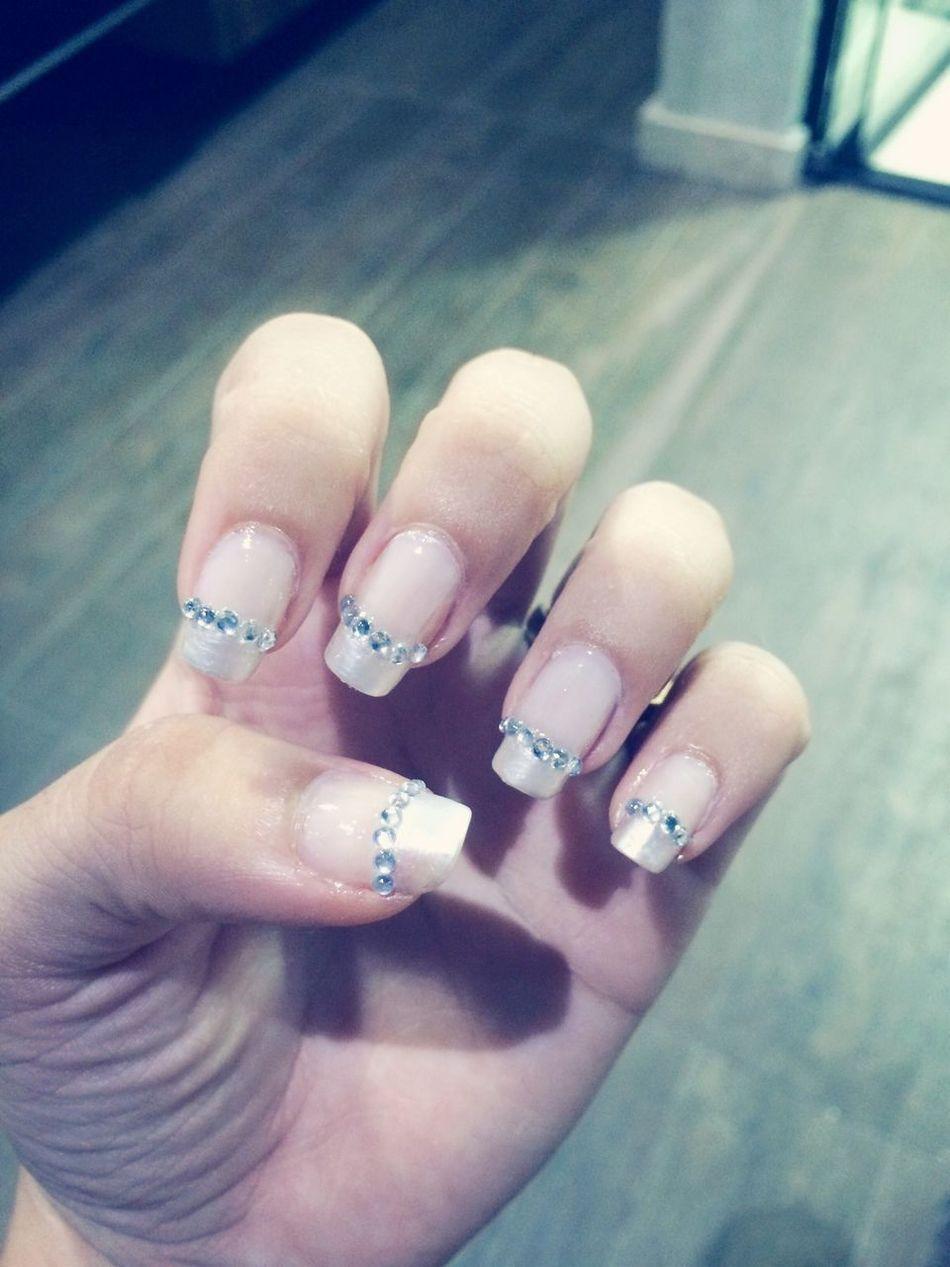 Nail Art Princess Nails(:
